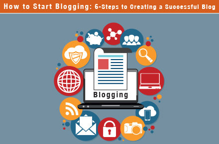 6 steps to successful blogging
